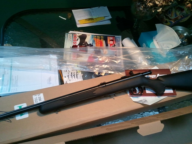 Browning tronbone & Savage MkII FV Custom 6956691415_e07fe65bed_z