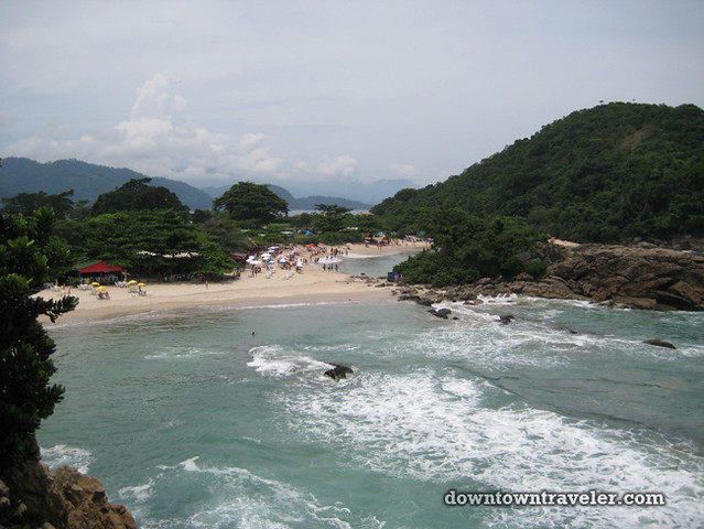 Paraty Brazil Beach Coastline