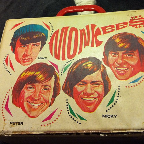 Monkees lunchbox.