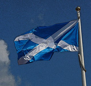 Scottish Flag St Andrew