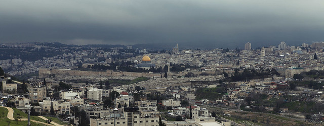 Jerusalem by Menashri, on Flickr
