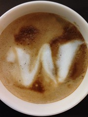Today's latte, Google Wave.