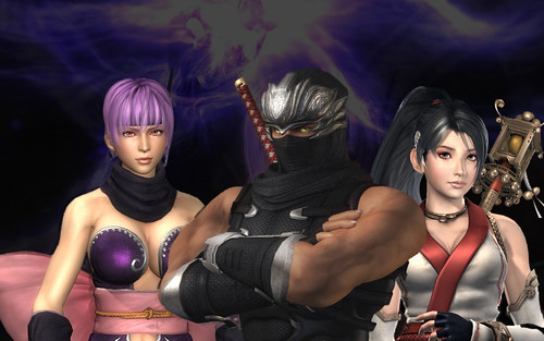 Ninja Gaiden 3: Razor's Edge Trailer Showcases Playable Ayane