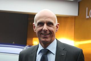 Volker Strycek, Leiter Opel Performance Center
