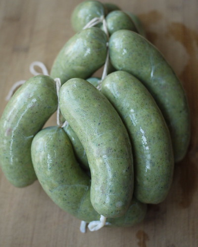 Chorizo Verde batch 1
