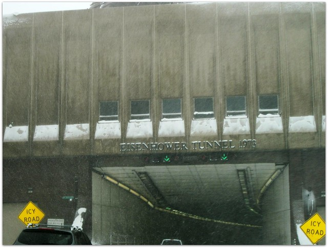 Webcam eisenhower tunnel assured, that