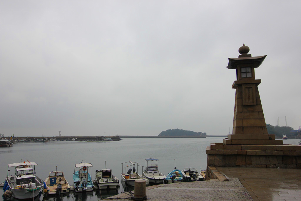 Ponyo on the Cliff by the Sea, Tomonoura City Guide (5)