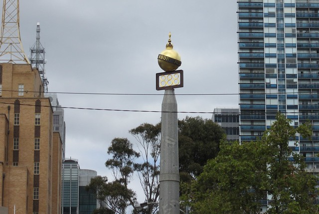 8-hour day monument, Melbourne