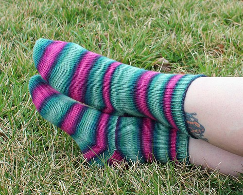 Sock 57 Twisted
