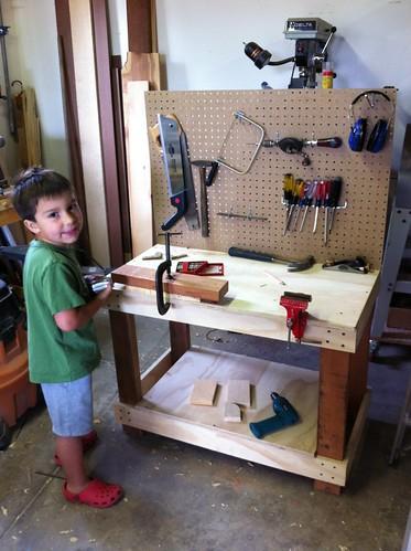 Woodworker Finn