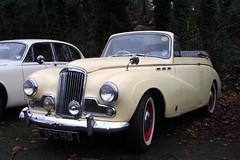 Brooklands New Year's Day Meet 2012 - 1955 Sunbeam Talbot Mk III (XPC 140)