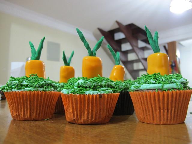 Carrot Cake Receita