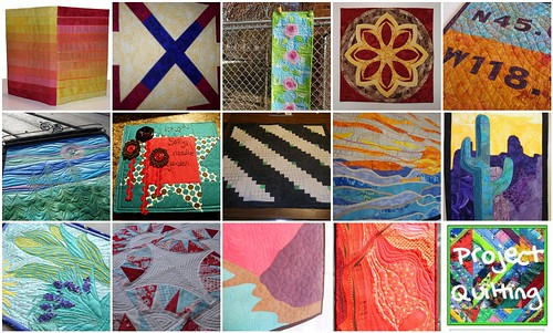 Entries for Project Quilting - Season 3, Challenge 5 - It's Where I Live