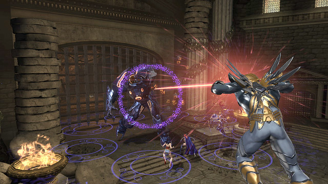 DC Universe Online for PS3: The Battle for Earth