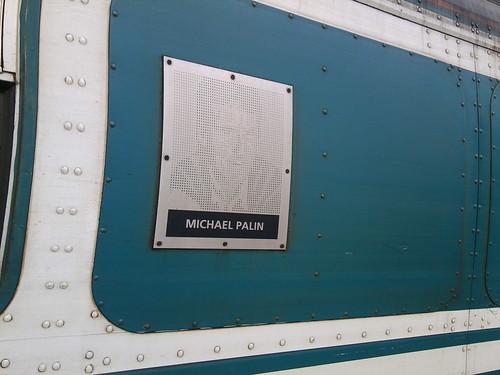 Famous-name train