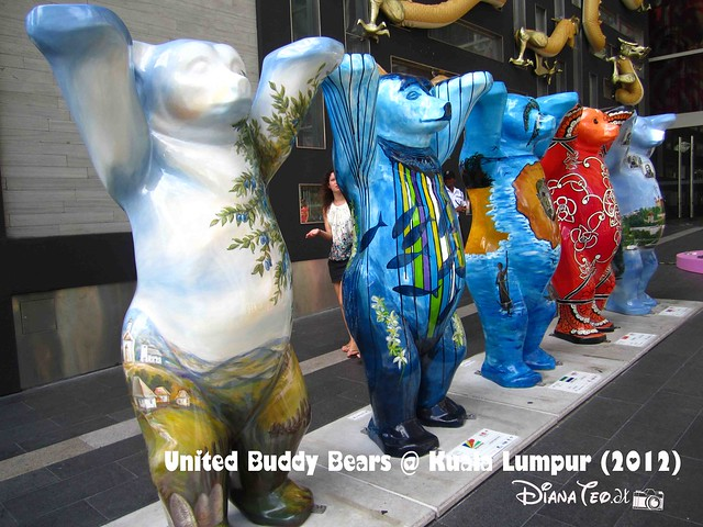 United Buddy Bears @ KL 09