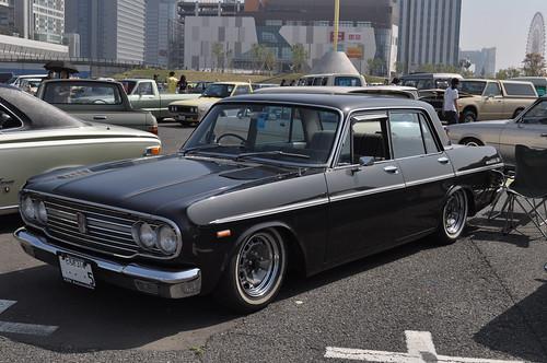 1962-1967 TOYOTA CROWN