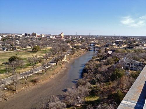 water river bank sanangelo concho