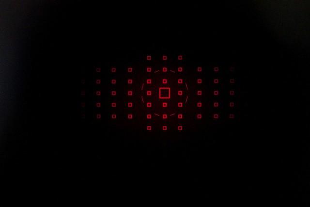 從觀景窗看5D3的對焦點