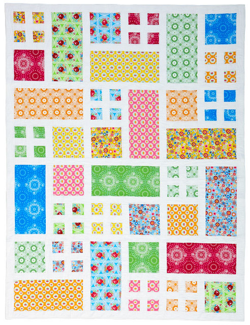 Taking Turns quilt - Quilts and More Spring 2012
