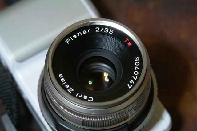 NEX-3 CONTAX G-Planar35mm F2