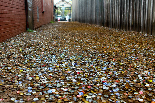 bottlecap alley