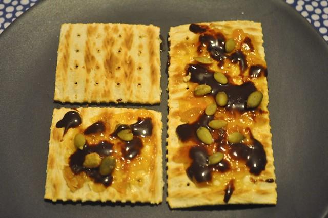 Nutella Tartine en Export Soda