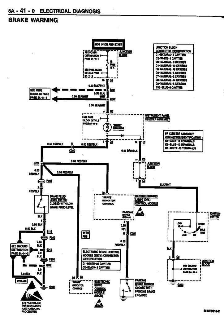 Failed Safety Inspection: 1994 Geo Metro Wiring Diagram At Imakadima.org