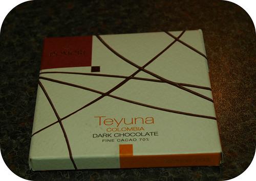 Domori Teyuna Columbia 70%