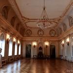 Palais Menshikov - Salle