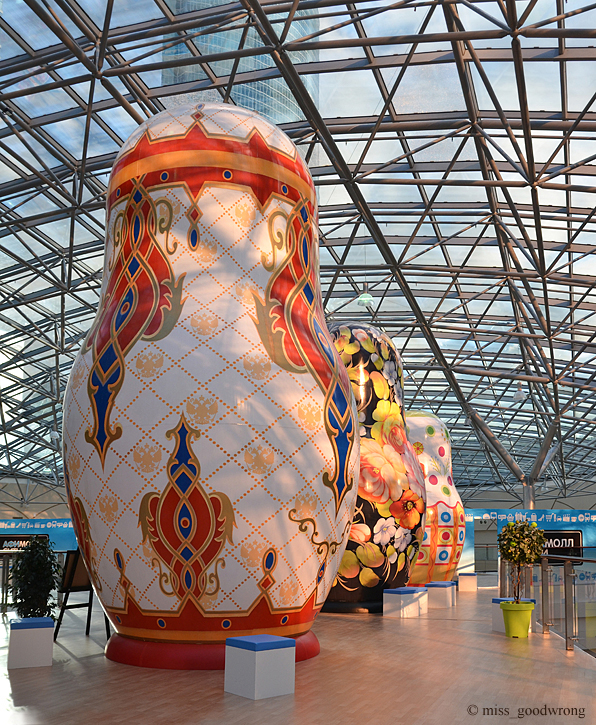 Giant Matryoshkas 16