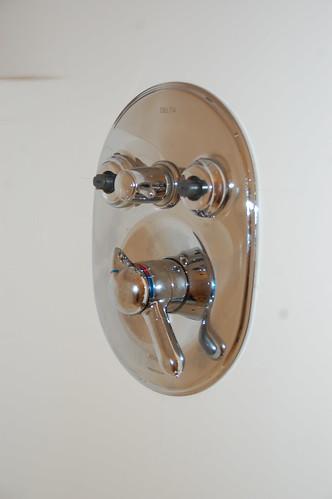 Plumbing 101 Replacing Delta Jetted Shower Trim Diydiva