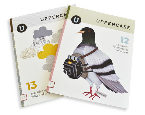 My Uppercase Mags