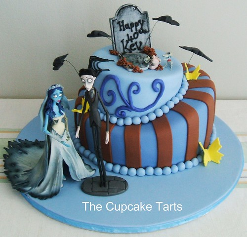 The Cupcake Tarts THE CORPSE BRIDE