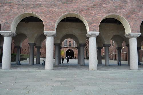 2011.11.11.325 - STOCKHOLM - Stadshusparken - Stockholms stadshus