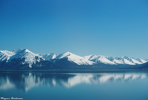 View from Seward Highway
