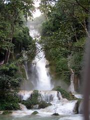 Kuang Si Falls - upper