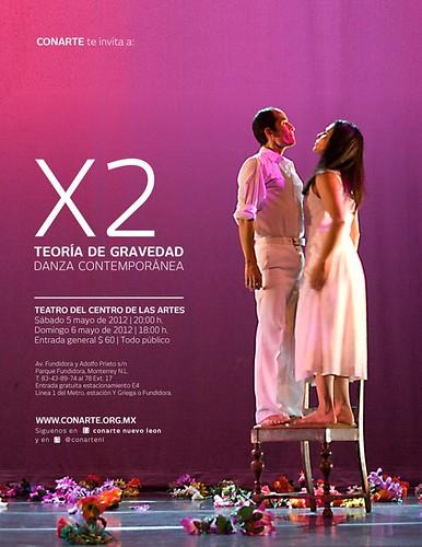 X2 - Teoría de Gravedad