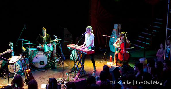 Katie Herzig @ The Troubadour, LA 5/1/12