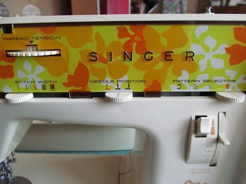 Singer 354 Genie