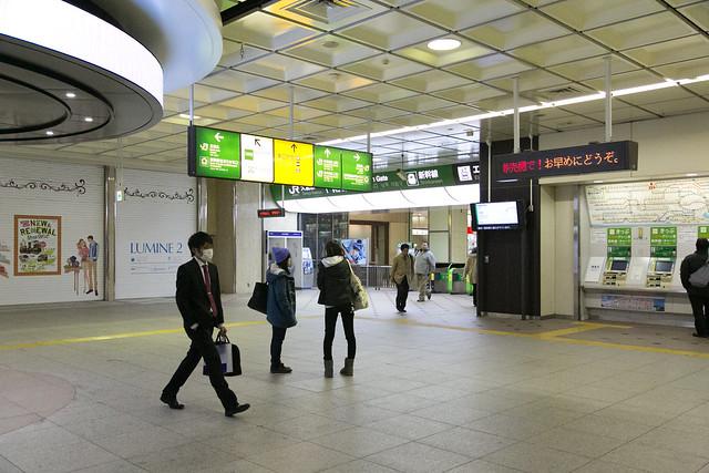 大宮駅リニューアル