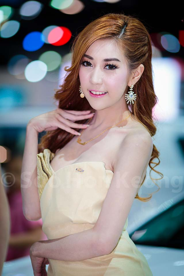 Pretties - 35th Bangkok International Motor Show @ Bangkok, Thailand