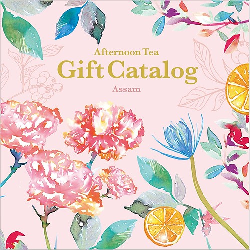 afternoon tea catalogs