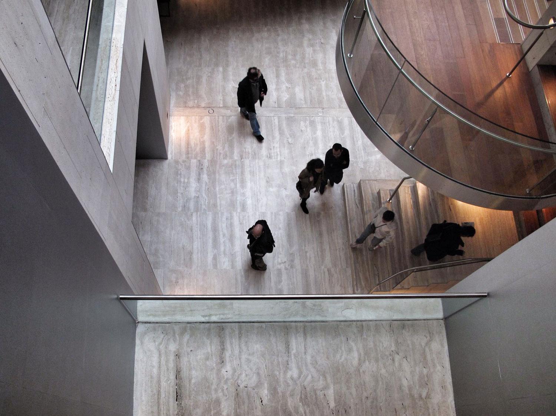 museo arqueologico nacional_man_escaleras_arquitecto frade_comunicacion