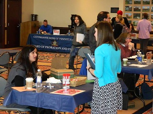 Job Fair at Westminster College