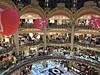 Paris, Galeries Lafayette