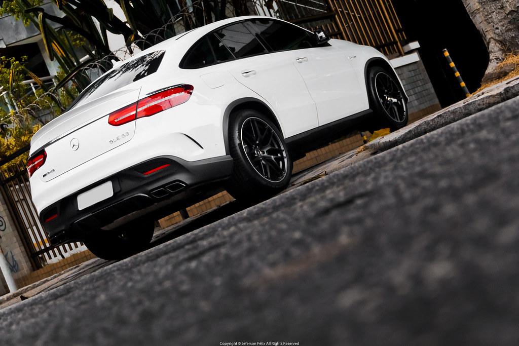 Mercedes-Benz GLE63 AMG