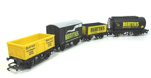 Beatties wagons