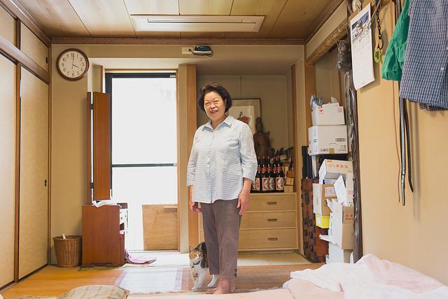 Kiku-san / Chat de tokyo 15
