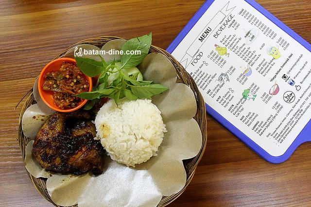 Ayam Bakar - Rp15.000